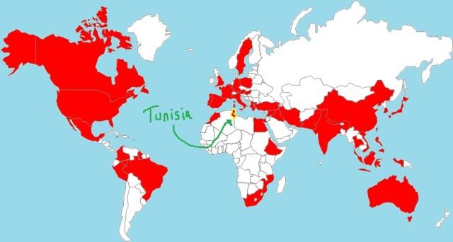 the big board tunisia