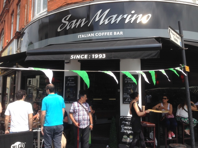 Since 1993? The café can't be older than the country it purports to represent can it?